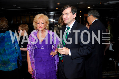 Pauline Thompson, Hal Masters, Diane Rehm Roast, April 7, 2011, Kyle Samperton