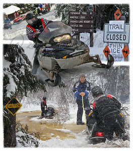 """Joy of Snowmobiling""  *  1st Place - May 2012 - MVPC Montage"