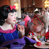 Snow White and our princess Addison