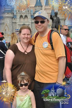 DisneyWorld Jan/Feb 2012