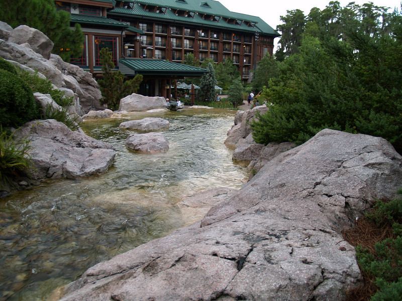 Wilderness Lodge at Disney