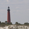Lighthouse at the Jettys