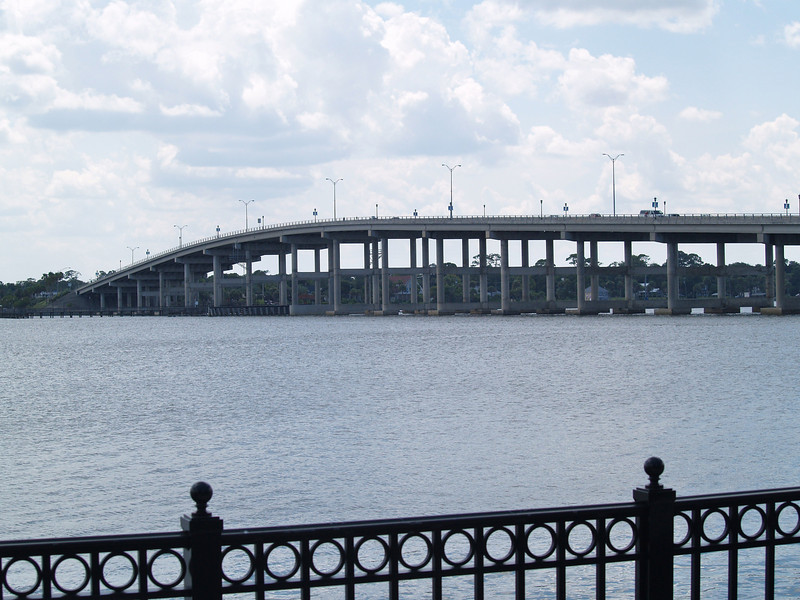 Halifax river bridge