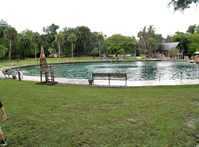 The Springs at Deleon Springs park.