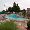 Pool at Wilderness Lodge at Disney