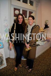 Autumn Thomason, Maria Morosak, February 24,2011,Divinely by the Dozen at Sassanova,Kyle Samperton