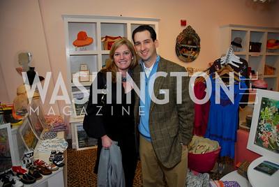 Amanda Stifel, Andrew Stifel.February 24,2011,Divinely by the Dozen at Sassanova,Kyle Samperton