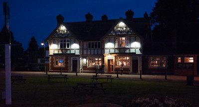 The Dog & Partridge has recently been refurbished by owners Scottish and Newcastle..