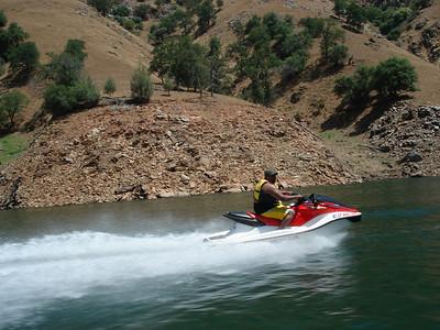 Don Pedro Lake May 30-June 1, 2008