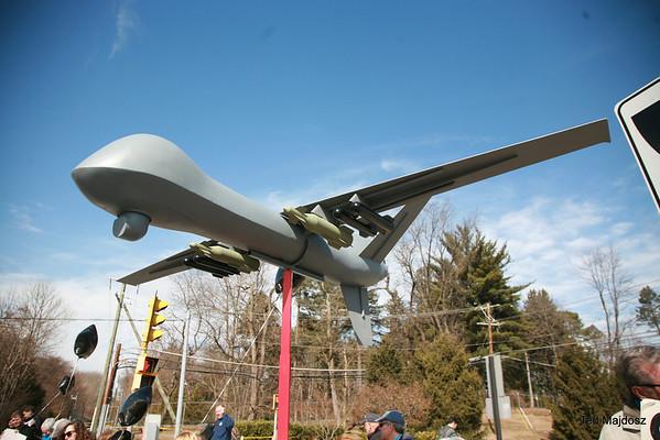 Drone Protest CIA 3/14