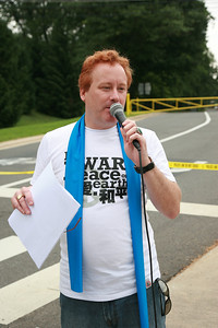 Malachy Kilbride  Northern Virginians for Peace