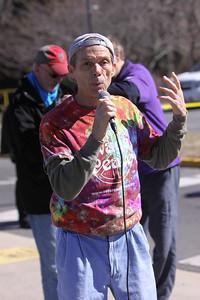 Patrick McCann President of Veterans For Peace  http://www.veteransforpeace.org/