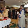 Easter celebration at the Armenian Church of Atlanta, GA.