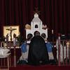 Taghoom service at St. Garabed Church, Baton Rouge, LA.