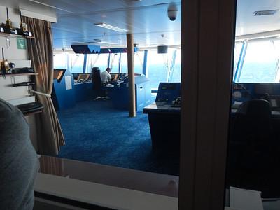 Day 2, At Sea 12-8-2013
