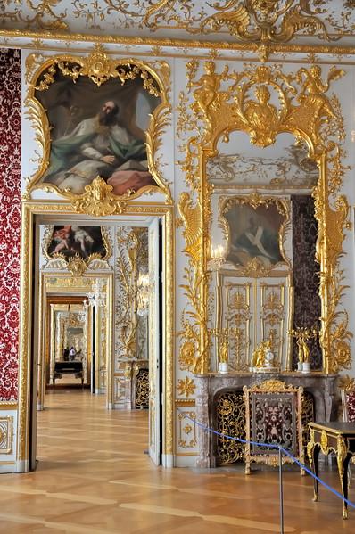 Rococo chambers