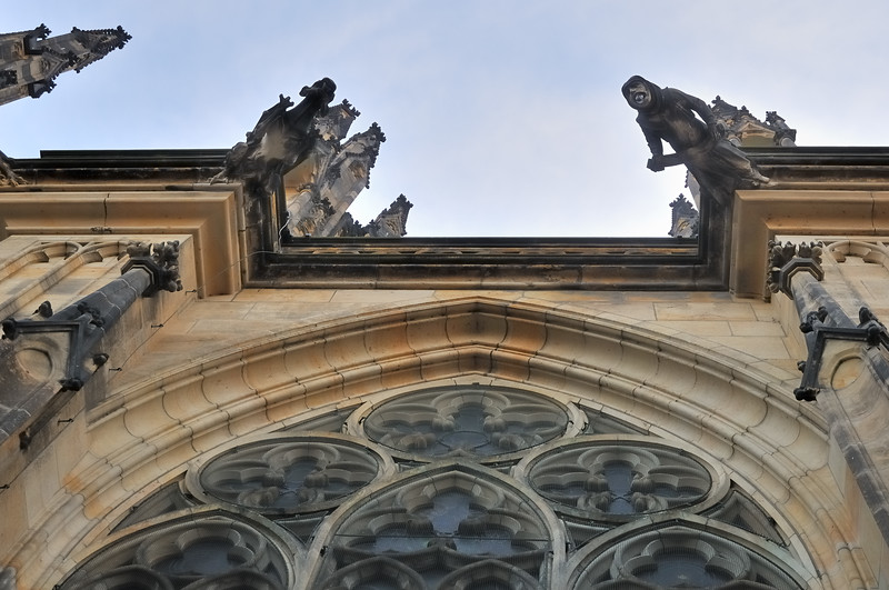 Exterior - St. Vitus Cathedral