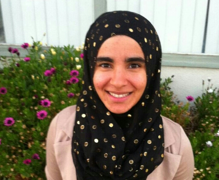 . Name: Rofida Rakha