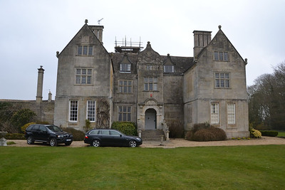 Cotterstock Hall