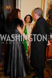 Nawal Kamal,Rachel Belkind,Myron Belkind,Embassy Series at the Residence of the Egyptian Ambassador,March 1,2011,Kyle Samperton