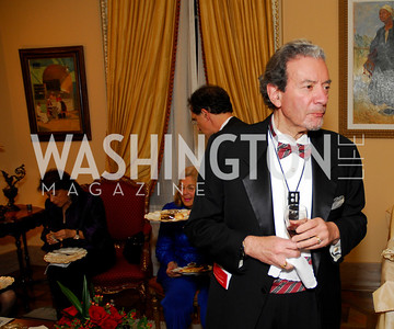 Charles Silverman,March 4,2011,Embassy Series at the Residence of the Egyptian Ambassador,Kyle Samperton