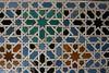 Mosaics at the Alcázar