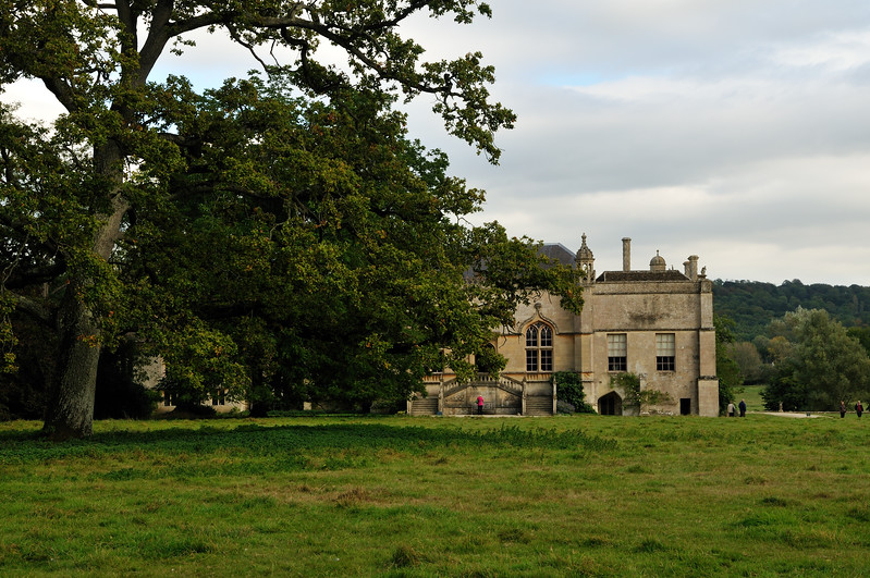 Lacock Abbey - Lacock, England