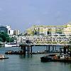 Constructing the London Eye - London, England