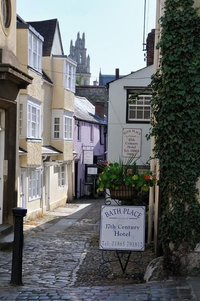 Bath place - Oxford, England