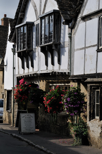 Lacock inn - Lacock, England