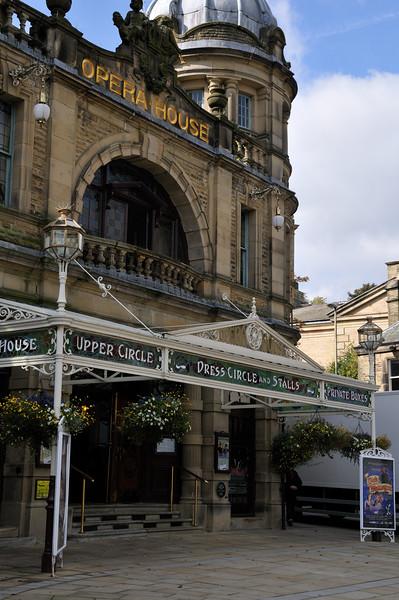 Opera House - Buxton, England