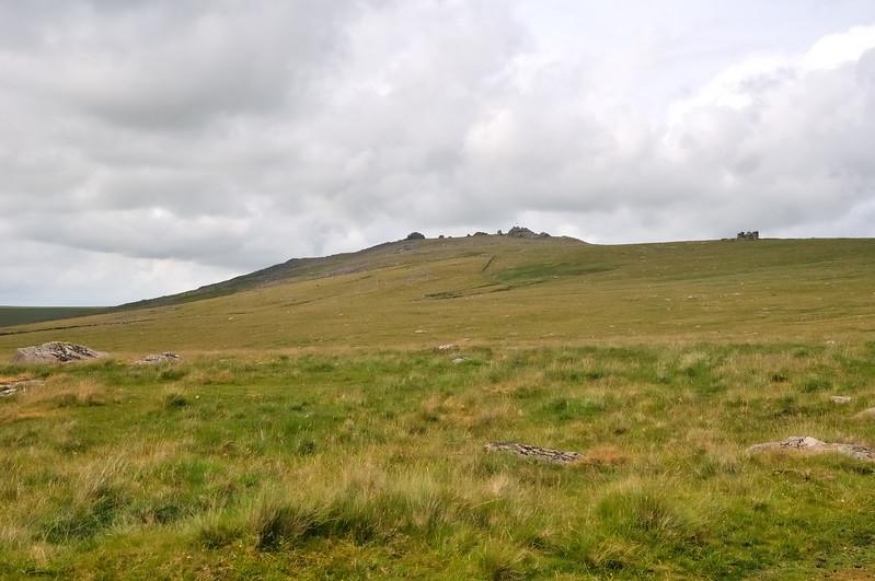 On Dartmoor - England