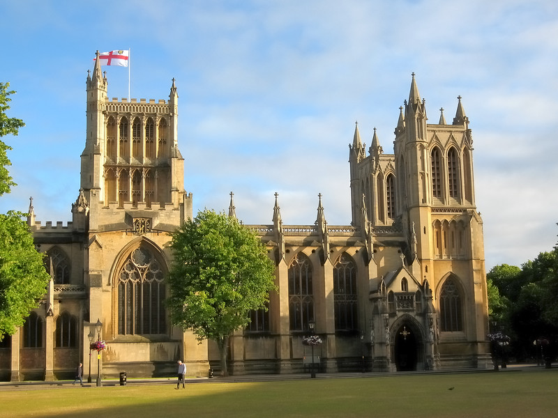 Cathedral - Bristol, England