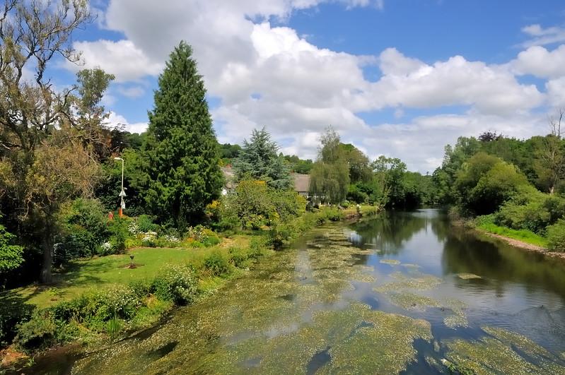 River Exe - Exmoor, England