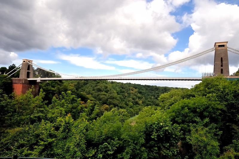 Brunel's suspension bridge - Bristol, England