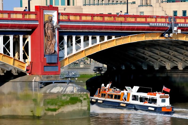Vauxhall Bridge - London, England