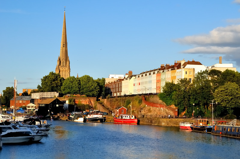 Avon River - Bristol, England