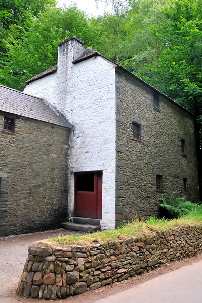 Mill - Museum of Welsh Life - Cardiff, Wales