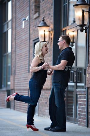 Erin & Curtis