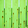 Green fence, La Bussola Italian Restaurant, Dutchman's Bay, Coolidge, Antigua
