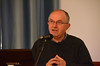 Fr. Fernando Rodrigues da Fonseca spoke about the devotional aspects of Sacred Heart spirituality.