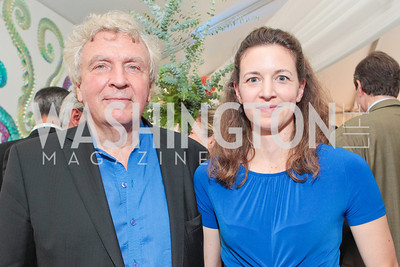 Gerd Schulte-Hillen, Johanna Schulte-Hillen. Photo by Alfredo Flores. Evening of Exploration.JPG