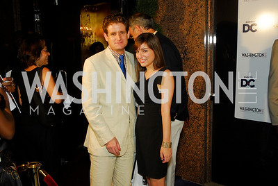 Matt Lauer,Samantha Sault,Events DC Launch Event At SAX Restaurant,June 22,2011,Kyle Samperton