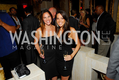 Bridget Kroll.Kaitlyn Ferrera,Events DC Launch Event At SAX Restaurant,June 22,2011,Kyle Samperton