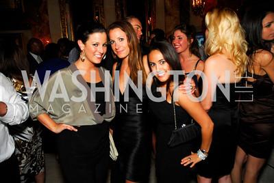 Anna Croll,Kira Bates,Alexandra Ludmer,Events DC Launch Event At SAX Restaurant,June 22,2011,Kyle Samperton