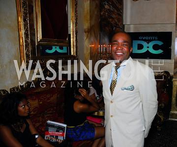 George Worrell,Events DC Launch Event At SAX Restaurant,June 22,2011,Kyle Samperton