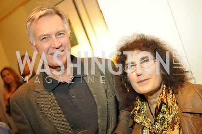 John Gregory and Marian Osher Evers & Co. Art Exhibition, November 17, photo by Ben Droz