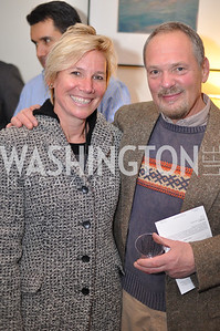 Amy Frey, Bill Jonas Evers & Co. Art Exhibition, November 17, photo by Ben Droz