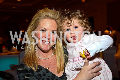Christine and Amelia Arundel. Every Kid's a Rock Star. Photo by Tony Powell. Ritz Carlton Tysons. February 27, 2011