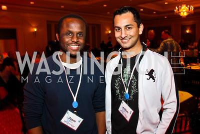 Jason Emejuru, Ashish Sethi. Every Kid's a Rock Star. Photo by Tony Powell. Ritz Carlton Tysons. February 27, 2011